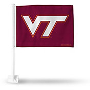Rico Virginia Tech Hokies Car Flag