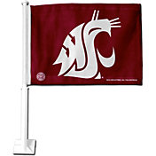 Rico Washington State Cougars Car Flag