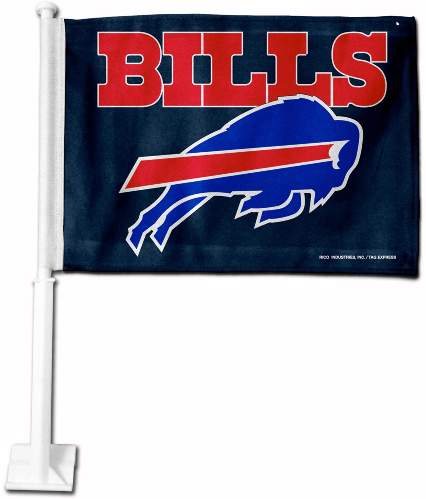 Rico Buffalo Bills Car Flag