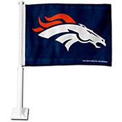 Rico Denver Broncos Car Flag