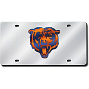 Rico Chicago Bears Laser Tag License Plate