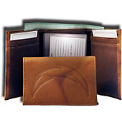 Rico Los Angeles Chargers Embossed Tri-Fold Wallet