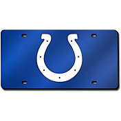 Rico Colts Blue Laser Tag License Plate