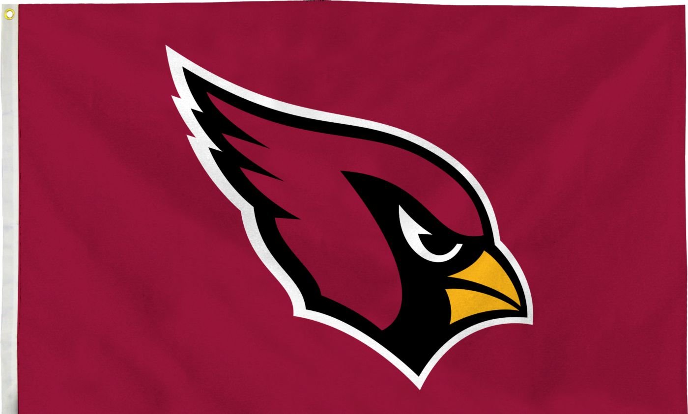 Rico Arizona Cardinals Banner Flag