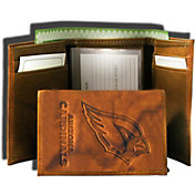 Rico NFL Arizona Cardinals Embossed Tri-Fold Wallet