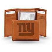 Rico NFL New York Giants Embossed Tri-Fold Wallet