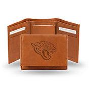 Rico NFL Jacksonville Jaguars Embossed Tri-Fold Wallet