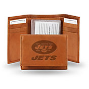 Rico NFL New York Jets Embossed Tri-Fold Wallet