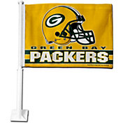 Rico Green Bay Packers Car Flag