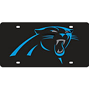 Rico Carolina Panthers Laser Tag License Plate