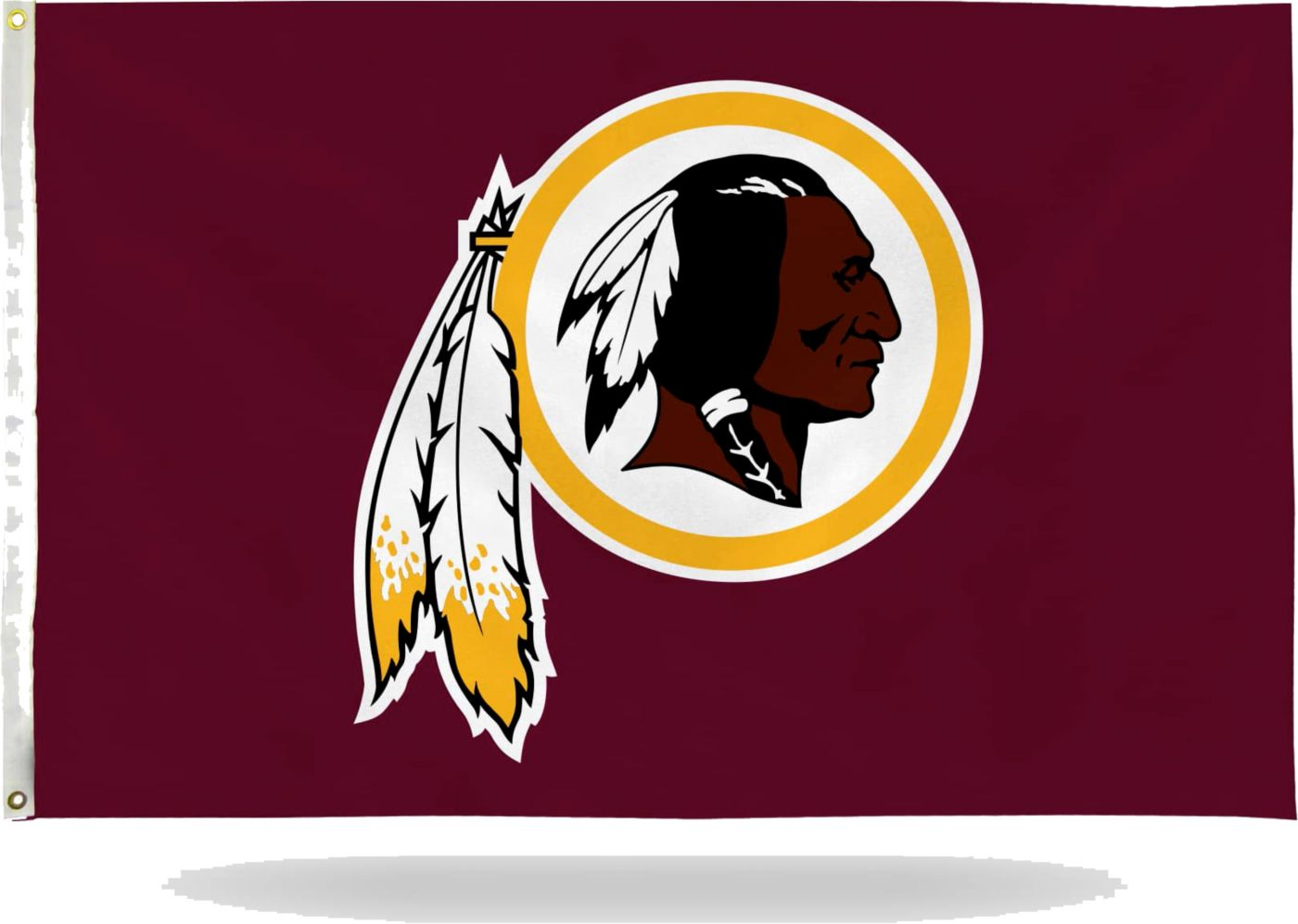 Rico Washington Redskins Banner Flag