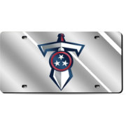 Rico Tennessee Titans Shield & Sword Laser Tag License Plate