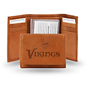 Rico NFL Minnesota Vikings Embossed Tri-Fold Wallet