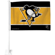 Rico Pittsburgh Penguins Gold Car Flag