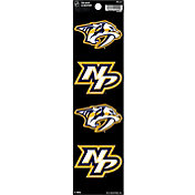 Rico Nashville Predators The Quad Decal Pack