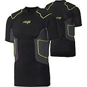 Riddell Men's Power Volt 5-Pad Football Shirt