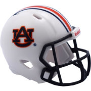 Riddell Auburn Tigers Pocket Speed Single Helmet