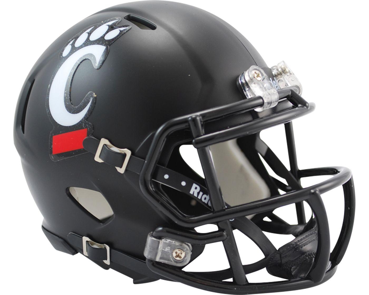 Riddell Cincinnati Bearcats Speed Mini Football Helmet
