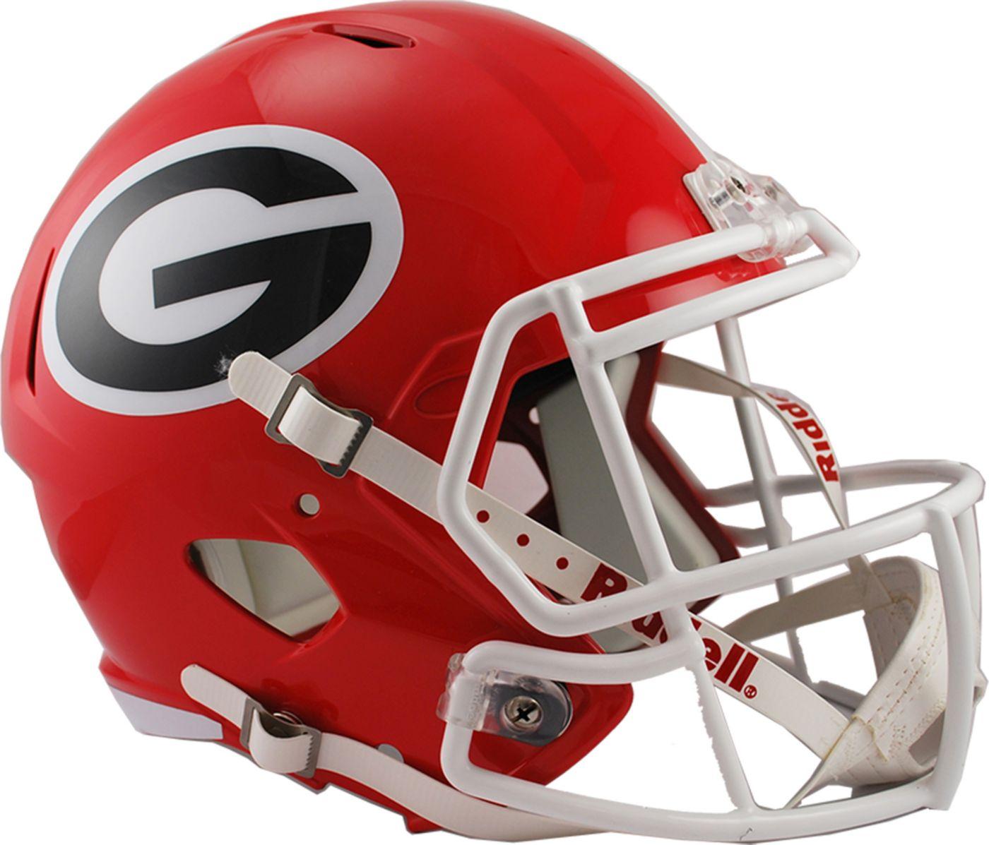 Riddell Georgia Bulldogs 2016 Replica Speed Full-Size Helmet