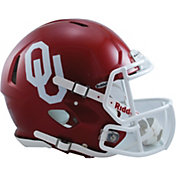 Riddell Oklahoma Sooners Speed Revolution Authentic Full-Size Football Helmet