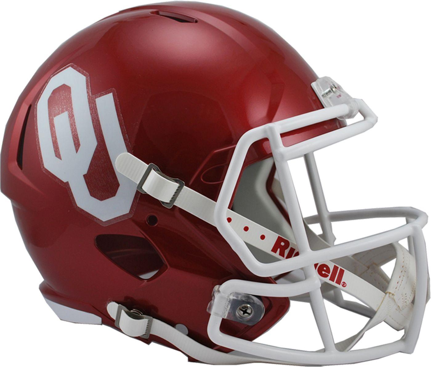 Riddell Oklahoma Sooners 2016 Replica Speed Full-Size Helmet