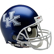 Riddell Kentucky Wildcats Authentic Collection Full-Size Football Helmet