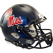 Riddell Ole Miss Rebels Speed Revolution Authentic Full-Size Football Helmet