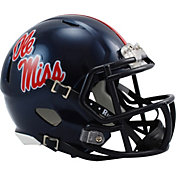 Riddell Ole Miss Rebels Speed Mini Football Helmet