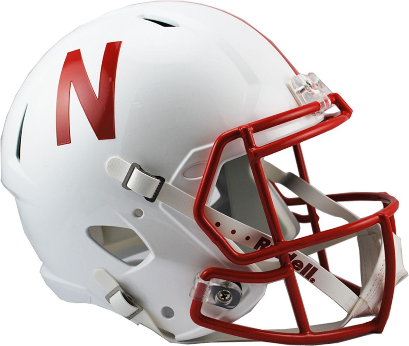 Riddell Nebraska Cornhuskers 2016 Replica Speed Full-Size Helmet