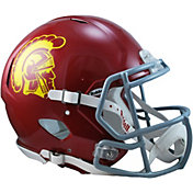 Riddell USC Trojans Speed Revolution Authentic Full-Size Football Helmet