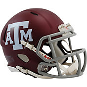 Riddell Texas A&M Aggies Speed Mini Football Helmet
