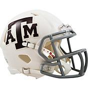 Riddell Texas A&M Aggies Speed Mini Football White Helmet
