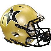 Riddell Vanderbilt Commodores Revolution Speed Full-Size Football Helmet