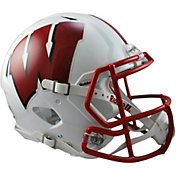 Riddell Wisconsin Badgers Speed Revolution Authentic Full-Size Football Helmet