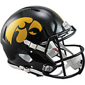 Riddell Iowa Hawkeyes Speed Revolution Authentic Full-Size Football Helmet
