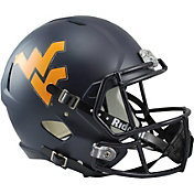 Riddell West Virginia Mountaineers Speed Replica Full-Size Football Helmet