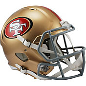 Riddell San Francisco 49ers 2016 Replica Speed Full-Size Helmet