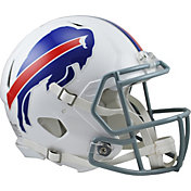 Riddell Buffalo Bills Revolution Speed Football Helmet