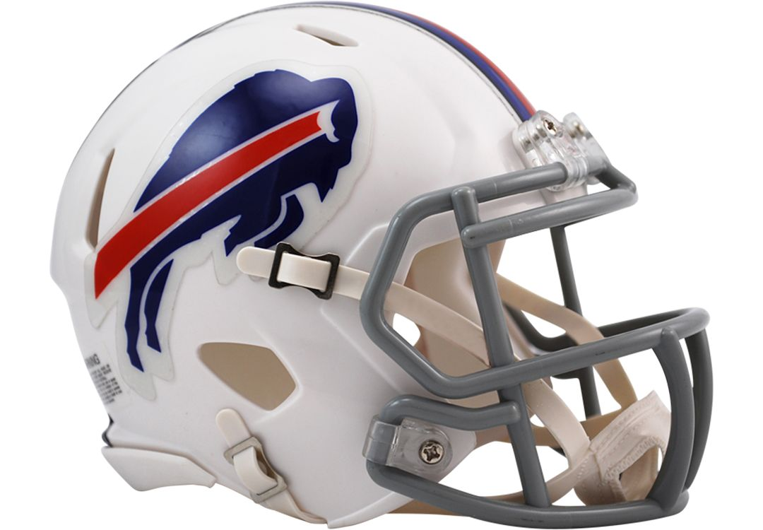 5742c11a Riddell Buffalo Bills Mini Speed Football Helmet