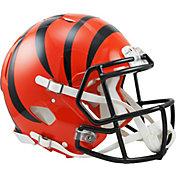 Riddell Cincinnati Bengals Revolution Speed Football Helmet