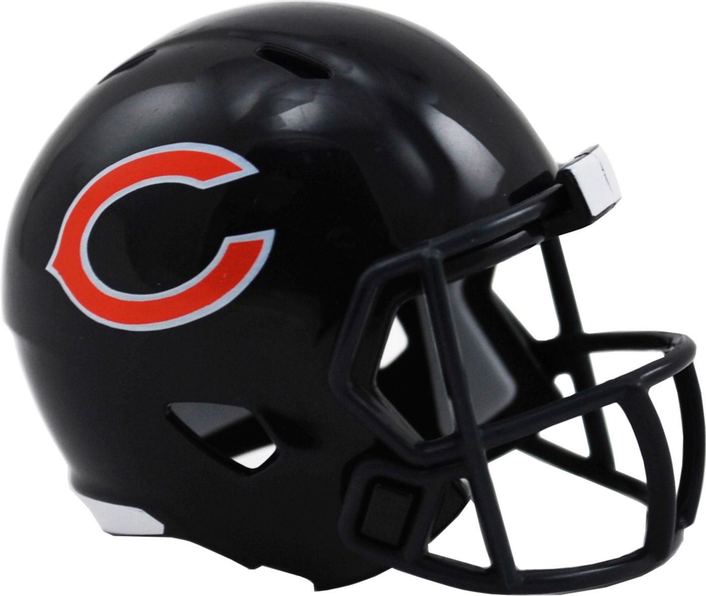 Riddell Chicago Bears Pocket Single Speed Helmet