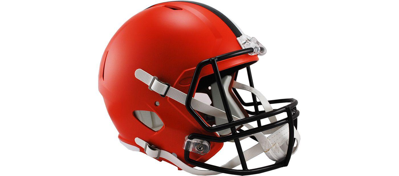Riddell Cleveland Browns Speed Replica Full-Size Football Helmet