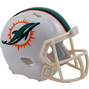 Riddell Miami Dolphins Pocket Single Speed Helmet