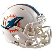 Riddell Miami Dolphins Mini Speed Football Helmet