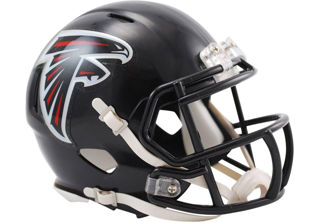 reputable site 4c51e 2597e Riddell Atlanta Falcons Revolution Speed Mini Helmet