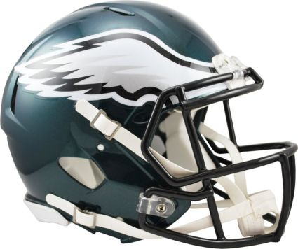 72fd5748 Riddell Philadelphia Eagles Revolution Speed Football Helmet