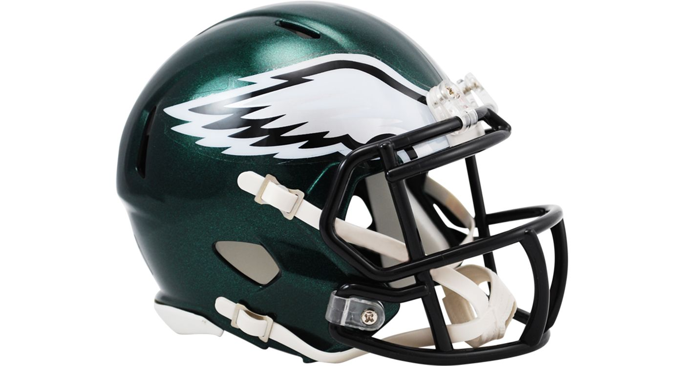 Riddell Philadelphia Eagles Revolution Speed Mini Helmet