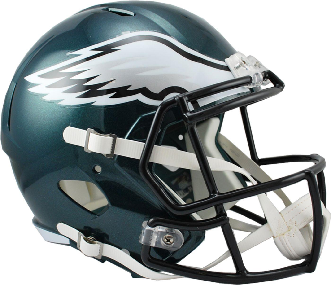 Riddell Philadelphia Eagles 2016 Replica Speed Full-Size Helmet