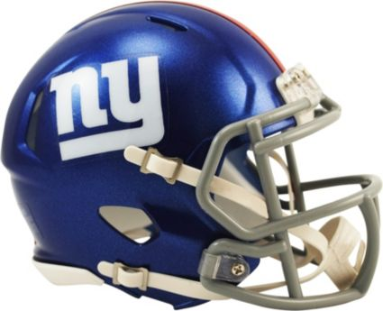 Riddell New York Giants Revolution Speed Mini Helmet. noImageFound c5cf6e6dc