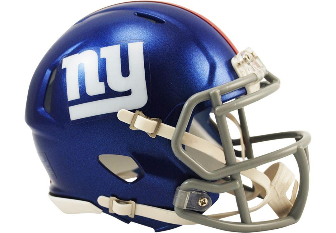 pretty nice 7c24d 8b100 Riddell New York Giants Revolution Speed Mini Helmet